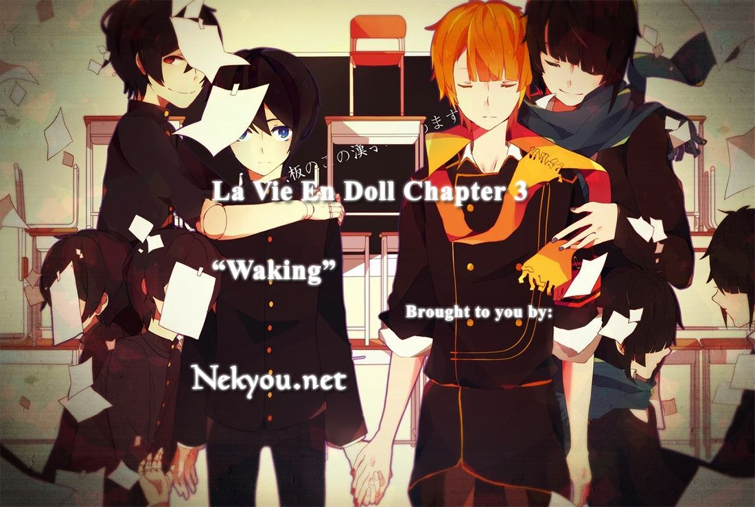 La Vie en Doll 3 Page 1