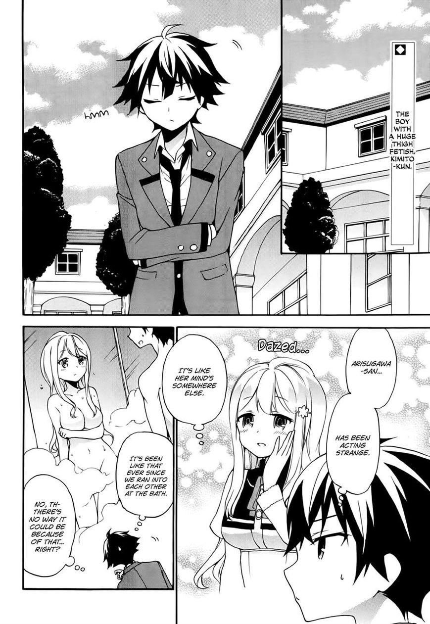 """Ore ga Ojou-sama Gakkou ni """"Shomin Sample"""" Toshite Rachirareta Ken 5 Page 2"""