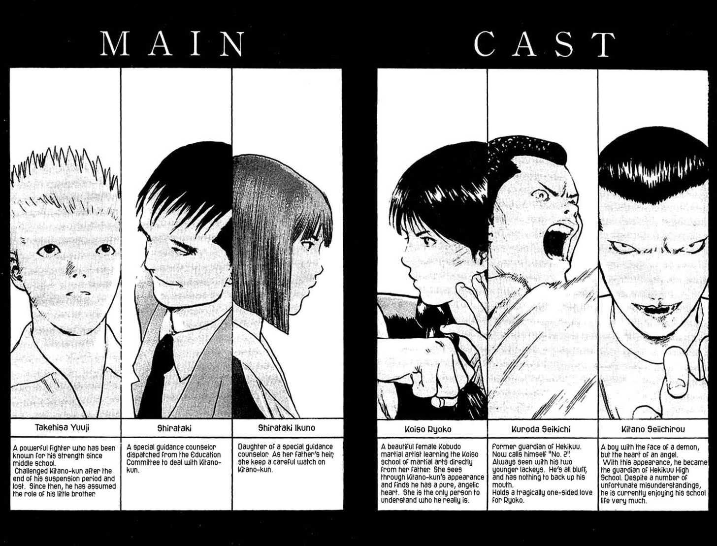 Angel Densetsu 27 Page 2