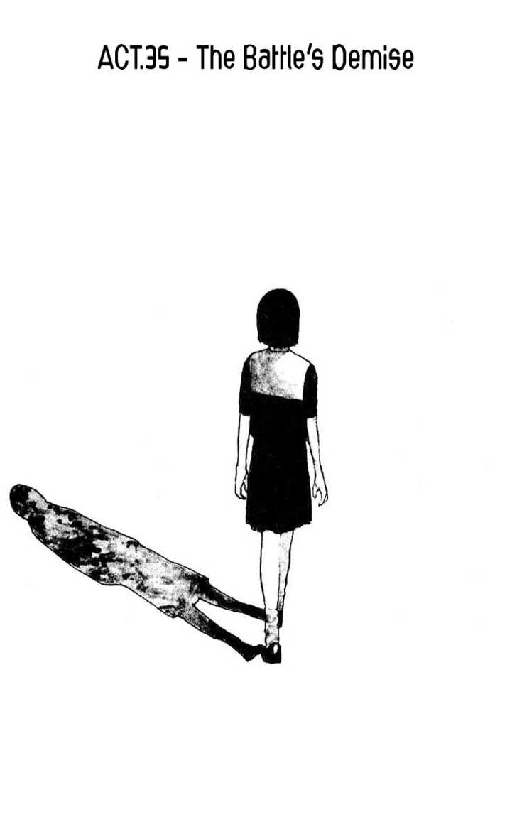 Angel Densetsu 35 Page 1