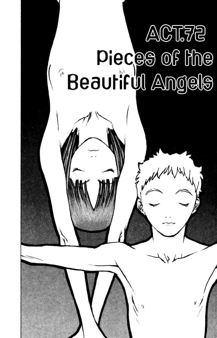 Angel Densetsu 72 Page 1