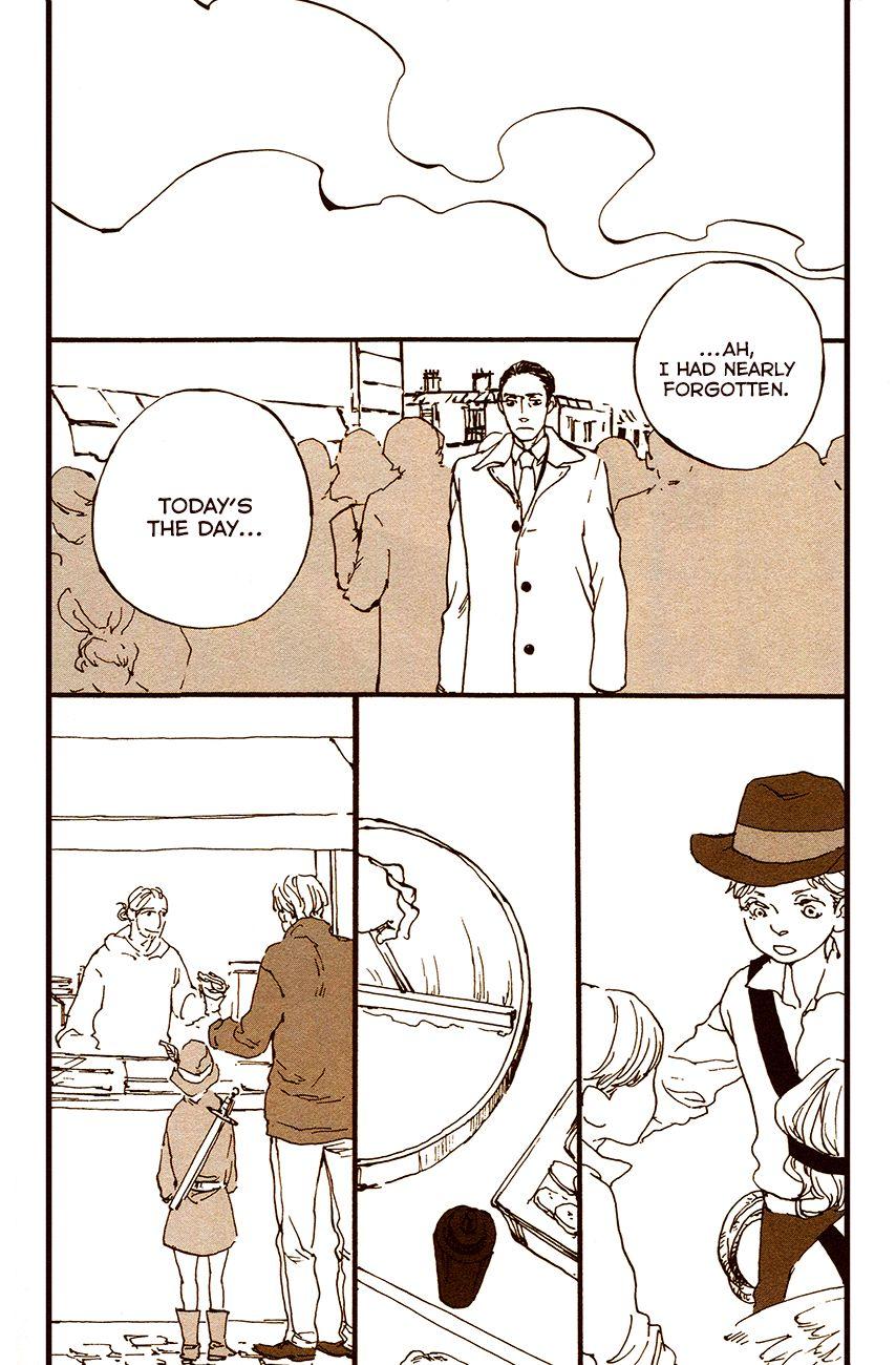 Sono Otoko, Amatou ni Tsuki 5 Page 2