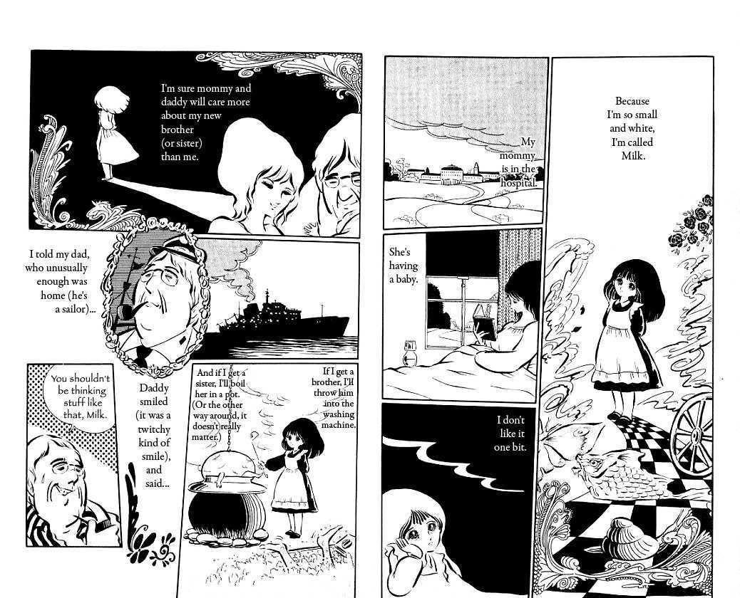 Yosuke no Kimyou na Sekai 1 Page 2