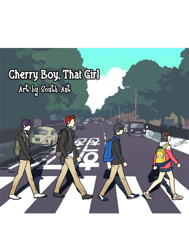 Cherry Boy, That Girl 11 Page 2