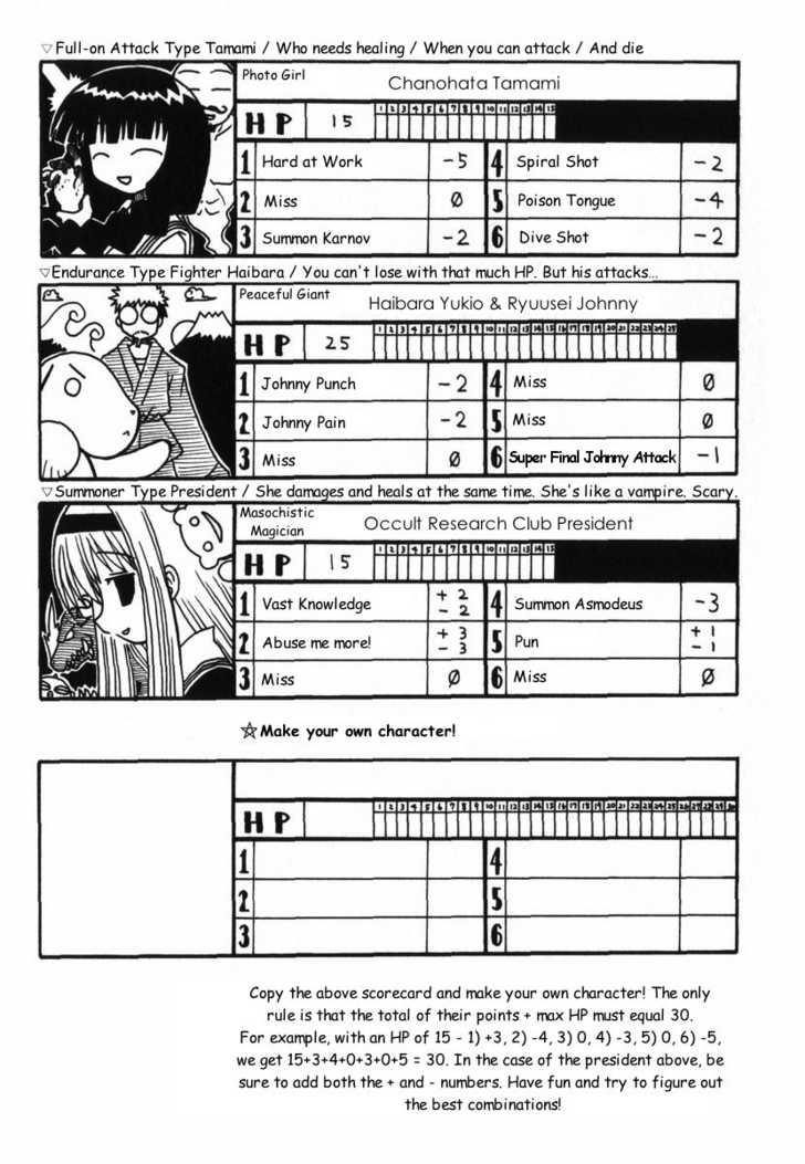 Mahoraba 26 Page 1
