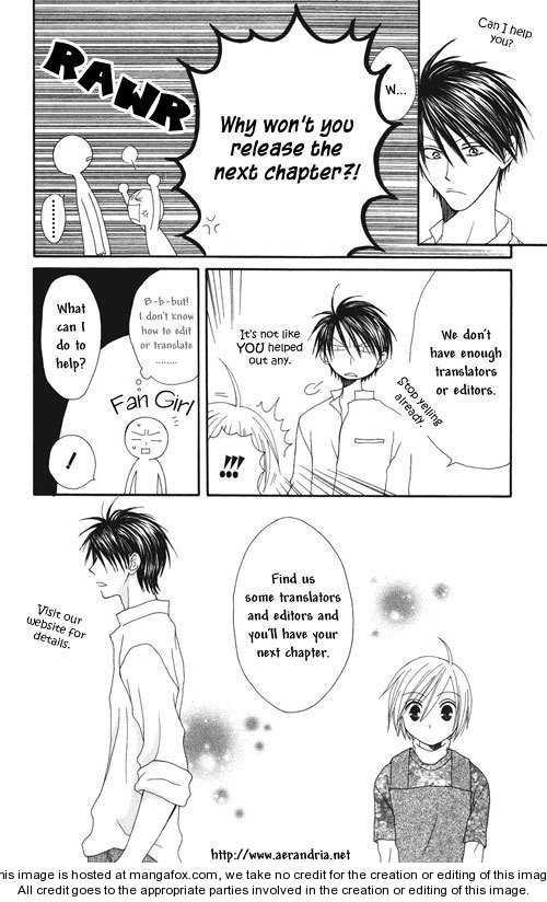 Shiawase Kissa Sanchoume 18 Page 1