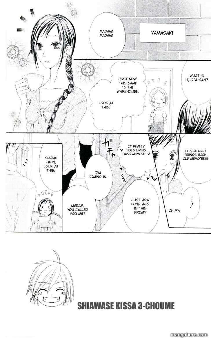Shiawase Kissa Sanchoume 47 Page 3