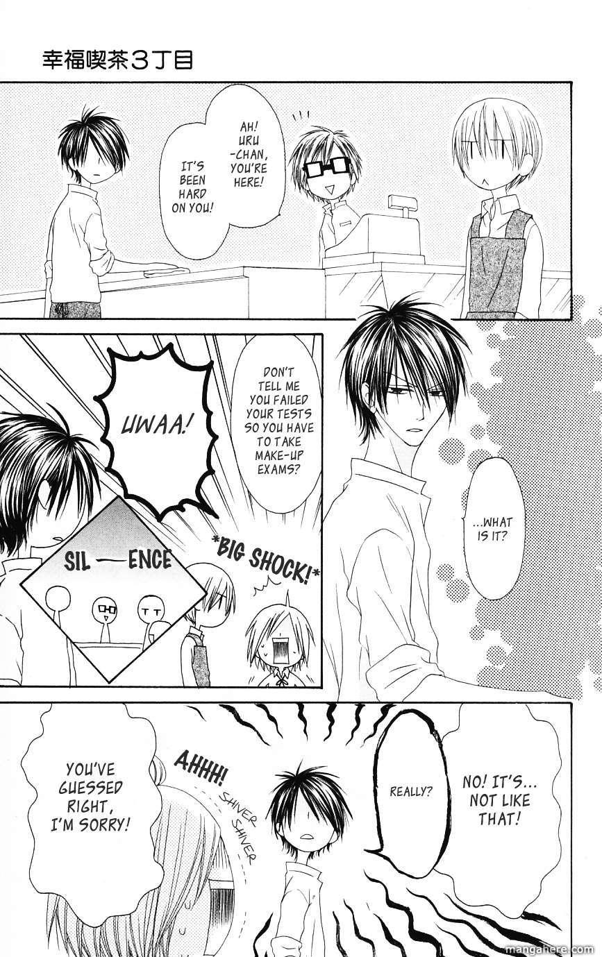 Shiawase Kissa Sanchoume 51 Page 3