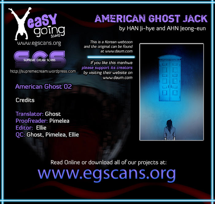American Ghost Jack 2 Page 1