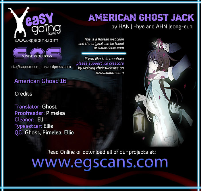 American Ghost Jack 16 Page 1