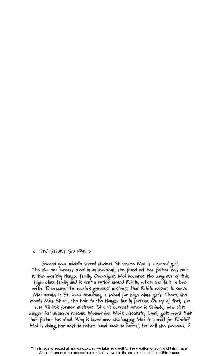 Mei-chan no Shitsugi 22 Page 3
