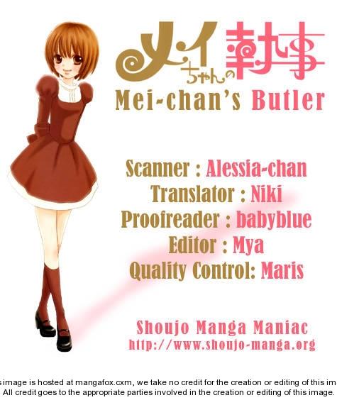 Mei-chan no Shitsugi 29 Page 1