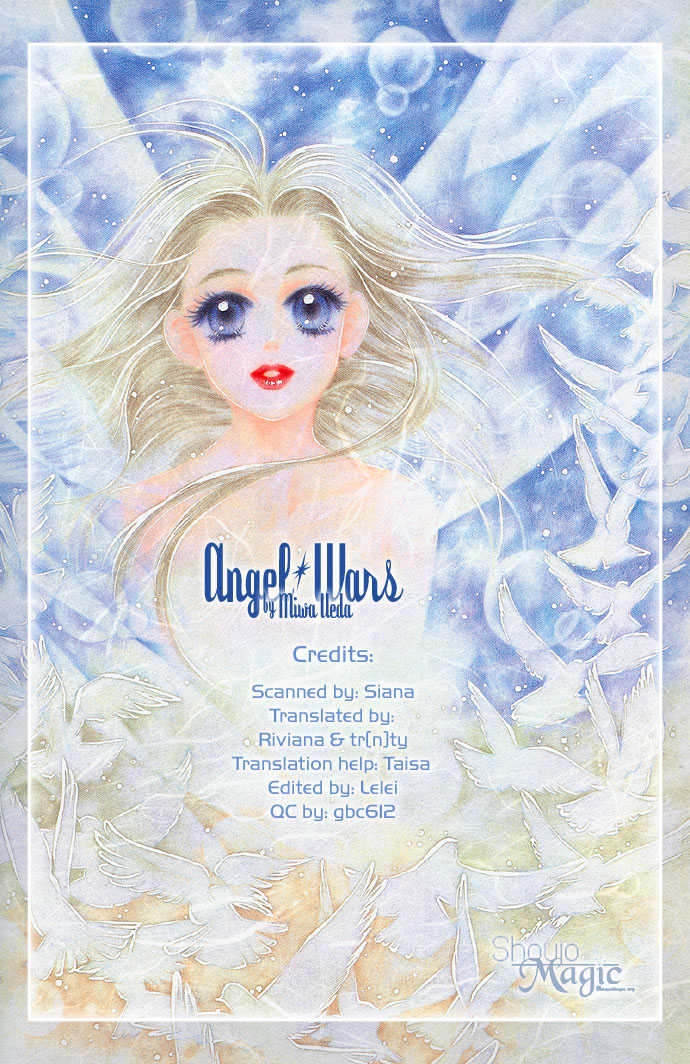 Angel Wars 8 Page 1