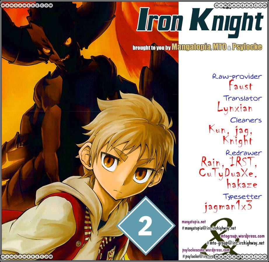Iron Knight 2 Page 1