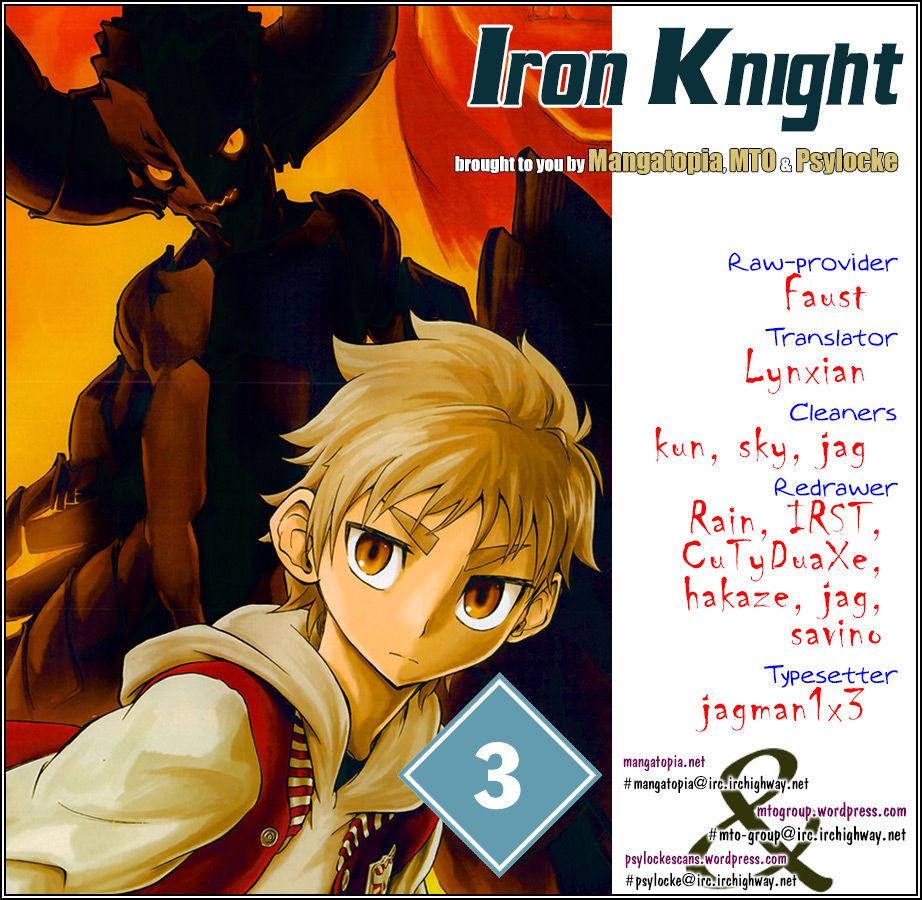 Iron Knight 3 Page 1