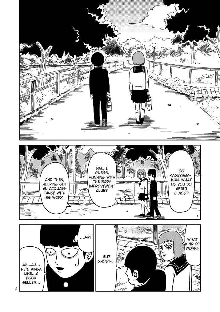 Mob Psycho 100 52 Page 2