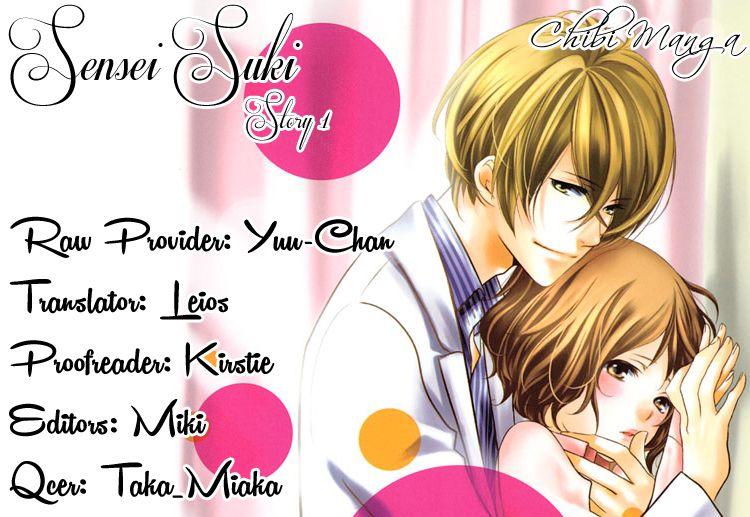 Sensei, Suki 1 Page 1