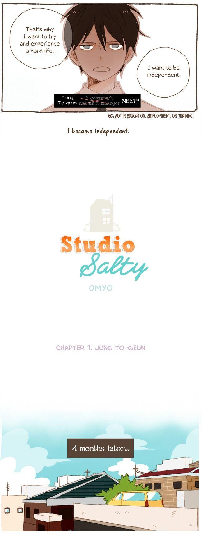 Studio Salty 1 Page 2