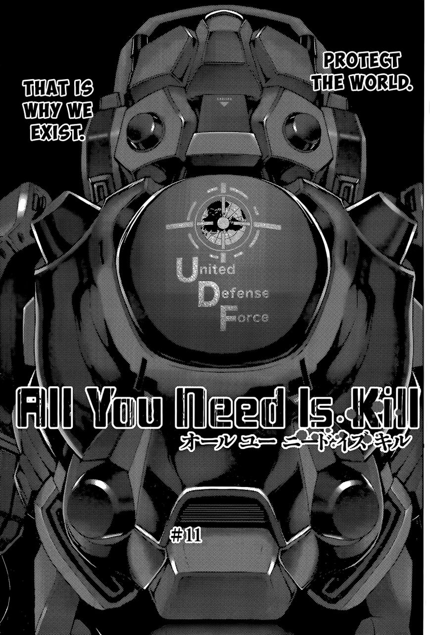 All You Need Is Kill 11 Page 2