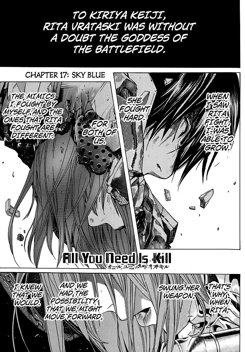 All You Need Is Kill 17 Page 2