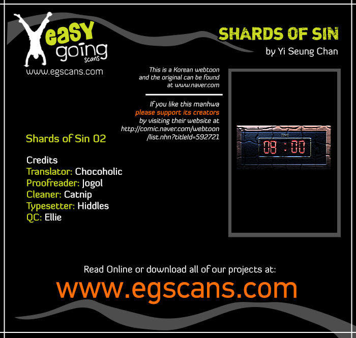 Shards of Sin 2 Page 1