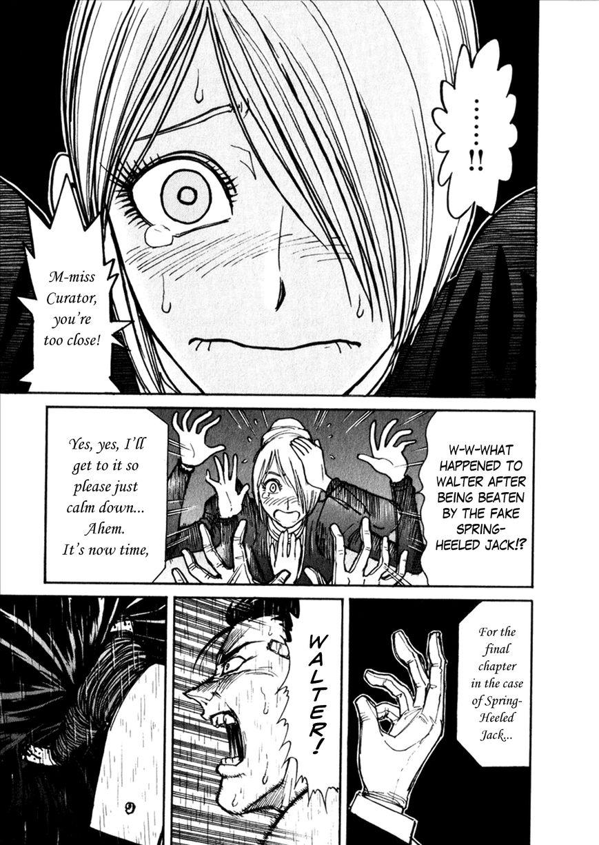 Kuro Hakubutsukan Springald 6 Page 1