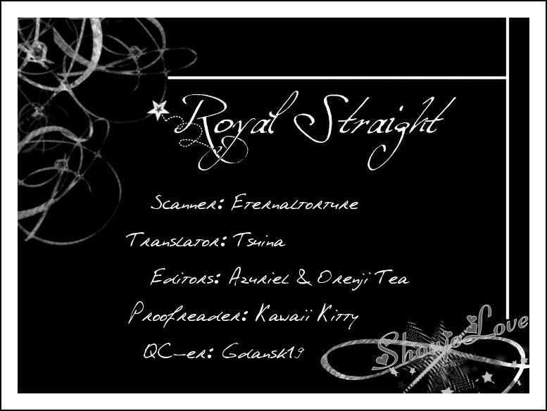 Royal Straight 1 Page 2
