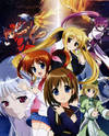 Mahou Shoujo Lyrical Nanoha: The Movie Comic a la Carte