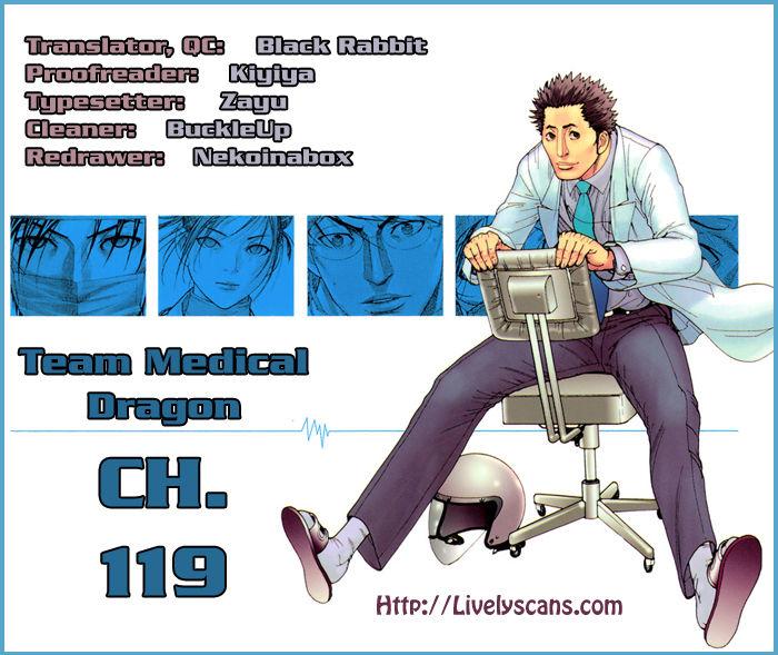 Team Medical Dragon 119 Page 1