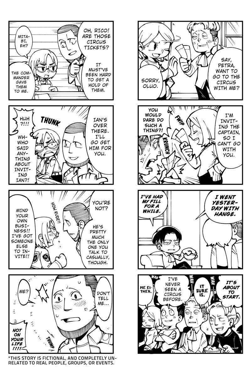 Sungeki no Kyojin 22 Page 2