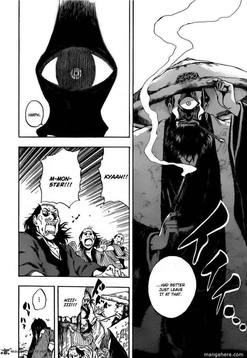 Nurarihyon no Mago 153 Page 4