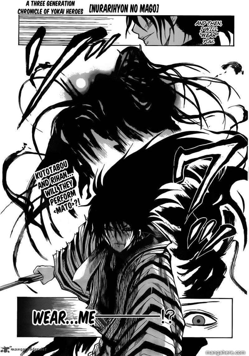 Nurarihyon no Mago 158 Page 2