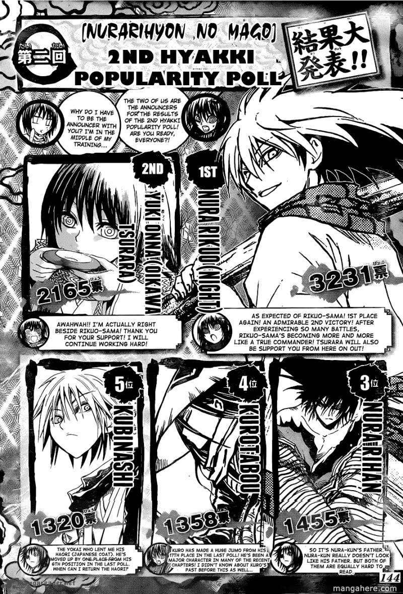 Nurarihyon no Mago 159 Page 3
