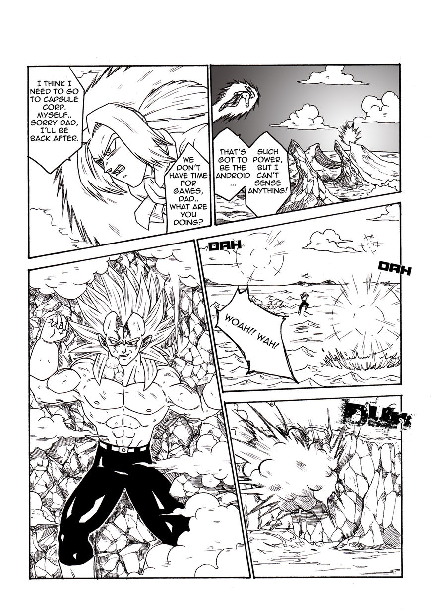 DragonBall Next-Gen 3 Page 2