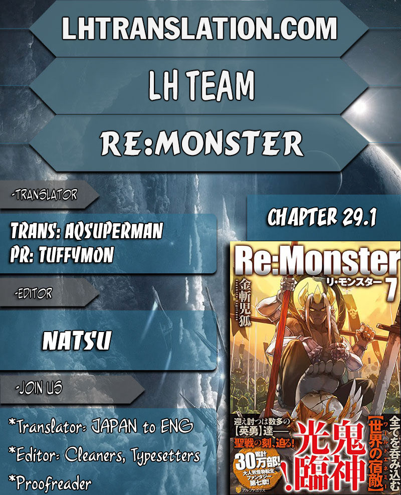 Re:Monster 29.1 Page 1