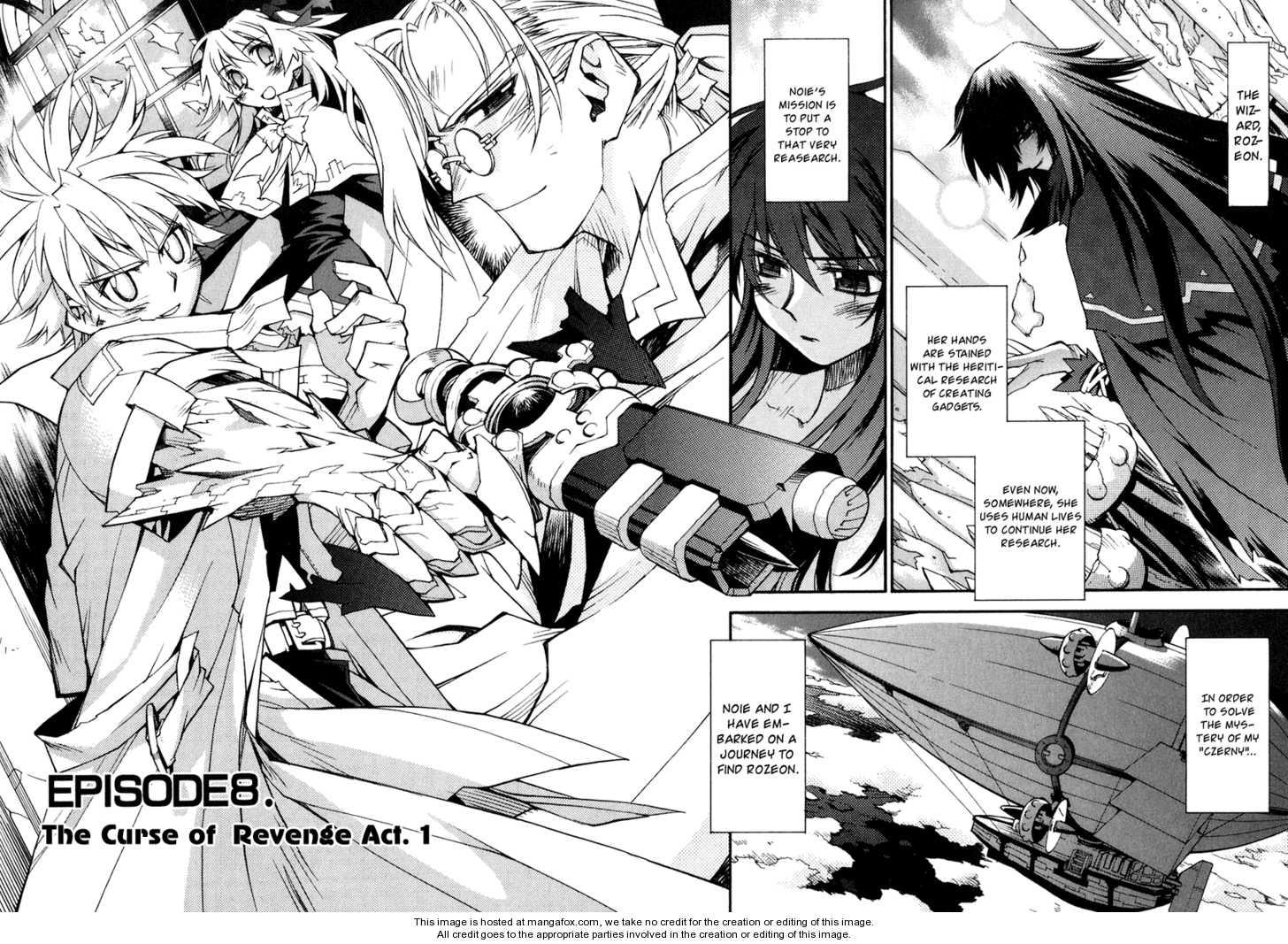 Soul Gadget Radiant 8.1 Page 2