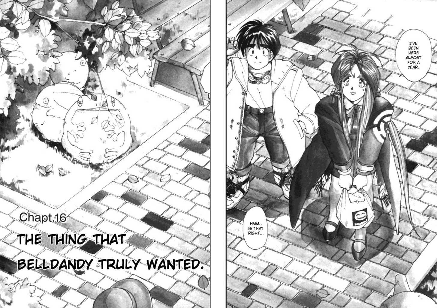 Ah! My Goddess 16 Page 2