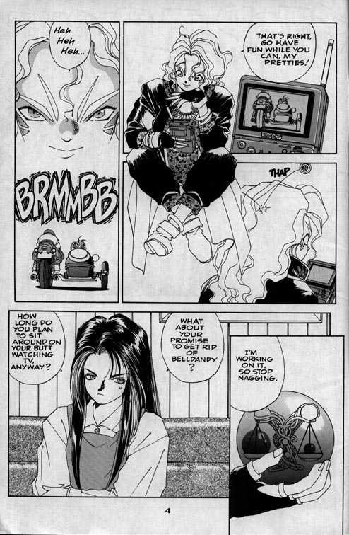Ah! My Goddess 28 Page 5