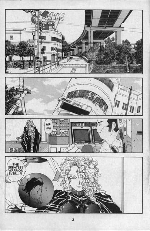 Ah! My Goddess 52 Page 3