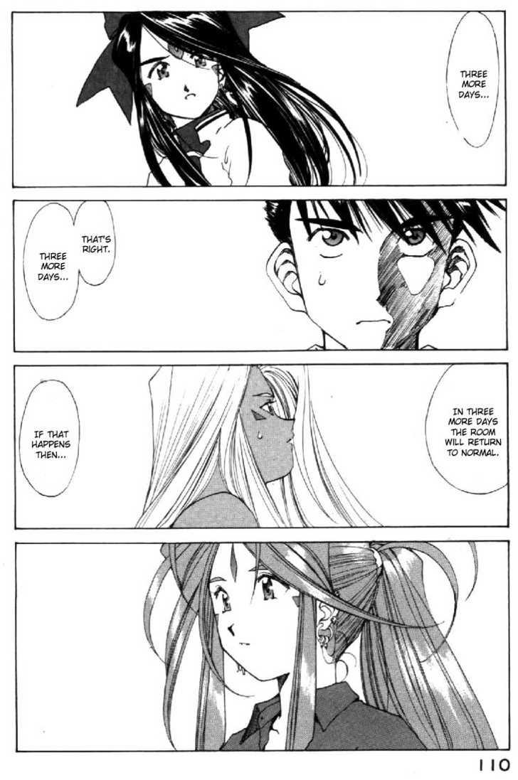 Ah! My Goddess 109 Page 2