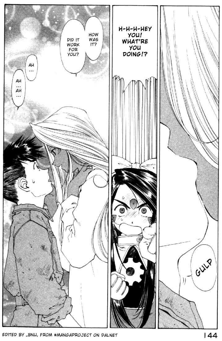 Ah! My Goddess 126 Page 3