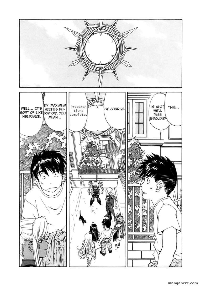 Ah! My Goddess 248 Page 2