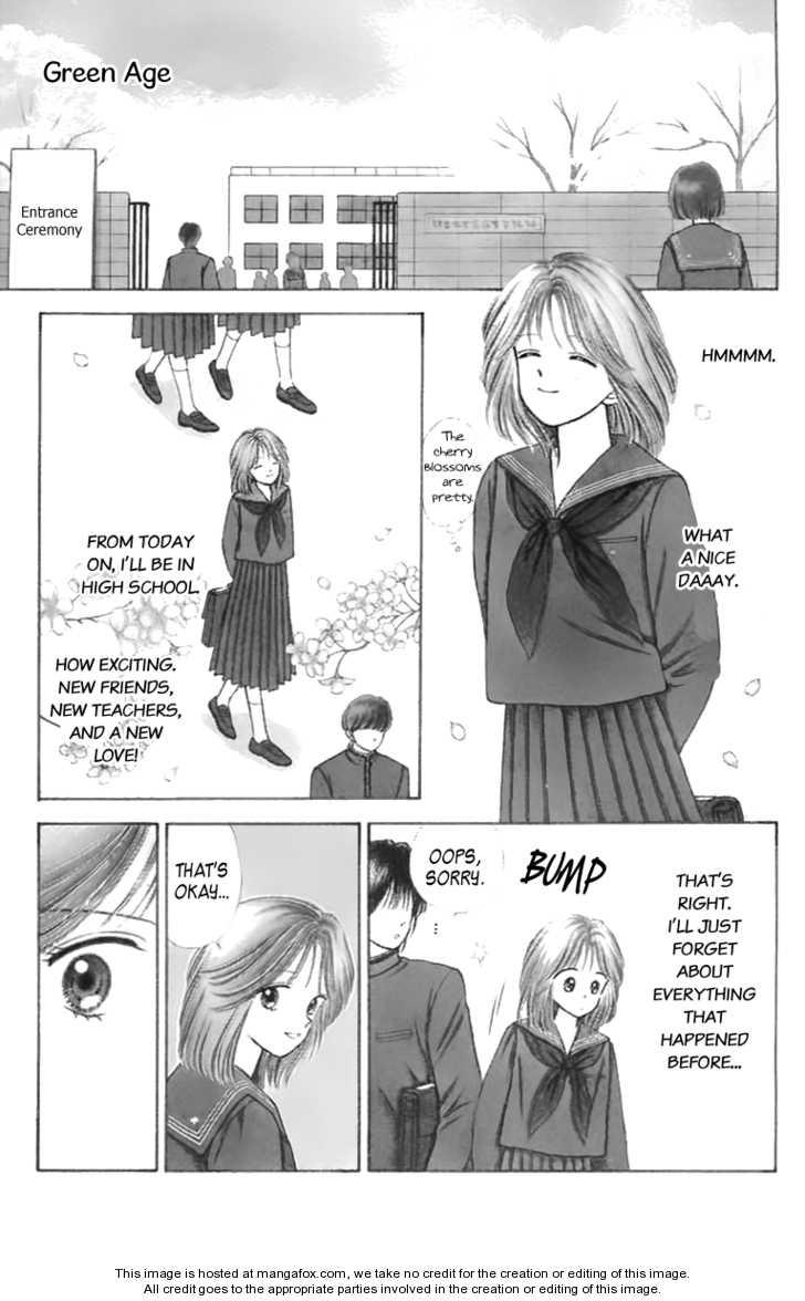 Handsome Girlfriend 36 Page 2
