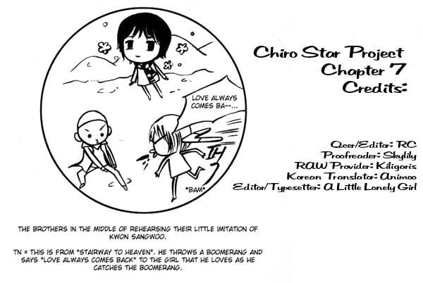 Chiro Star Project 7 Page 2