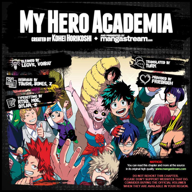 Boku no Hero Academia 127 Page 2