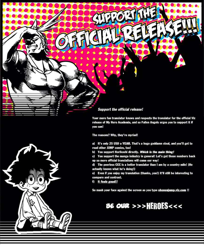 Boku no Hero Academia 141 Page 2