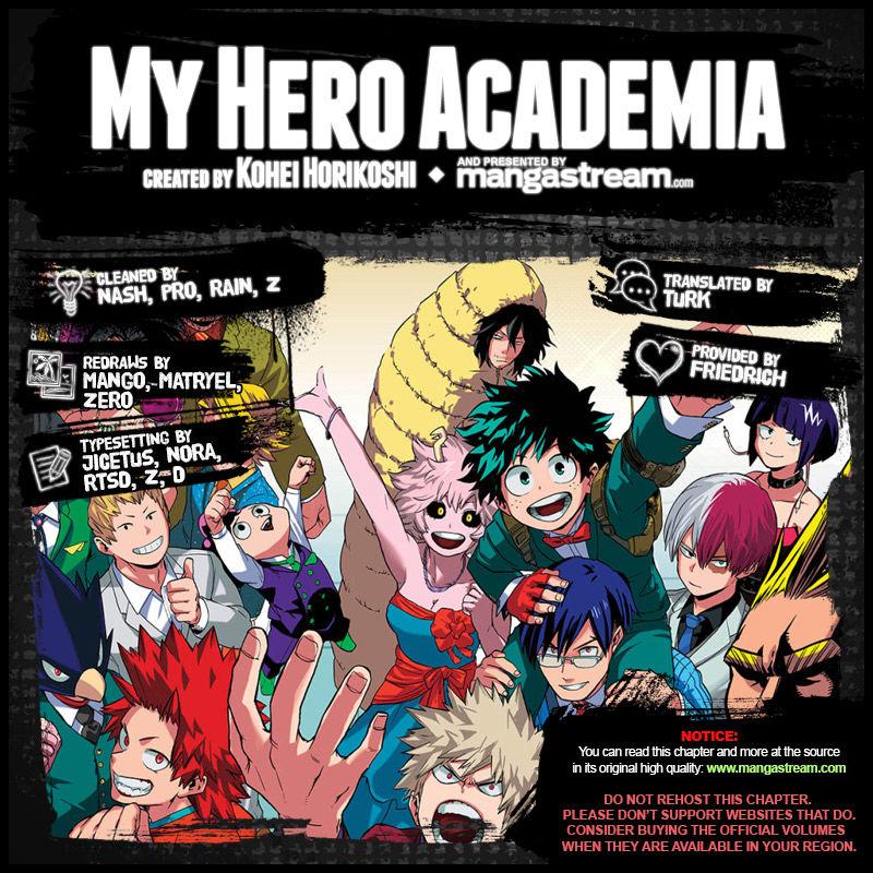 Boku no Hero Academia 153 Page 2