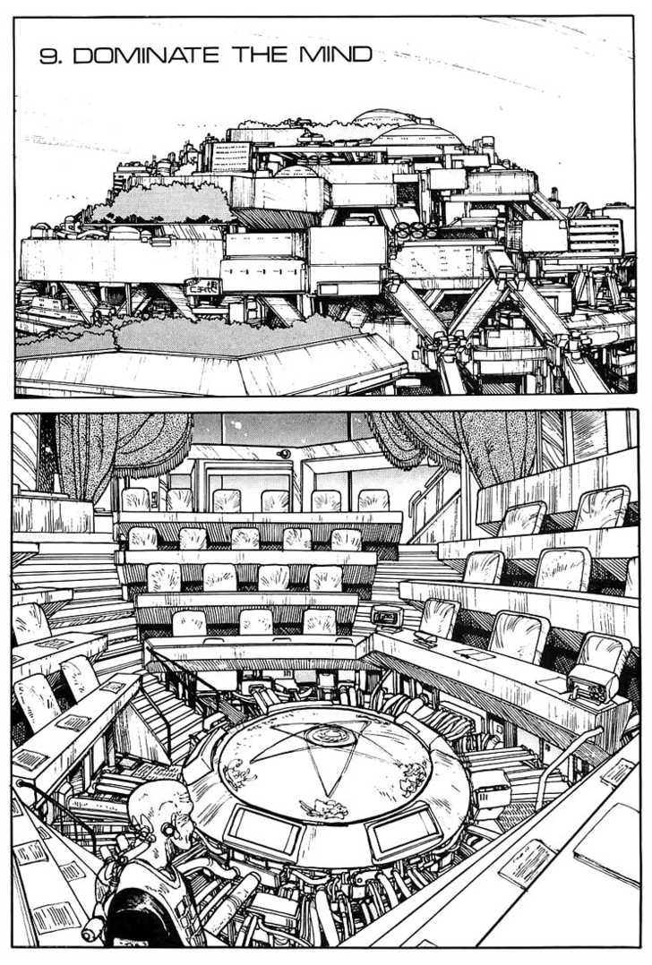 Appleseed 9 Page 1