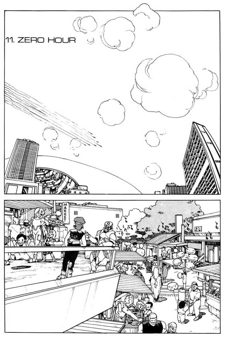 Appleseed 11 Page 1