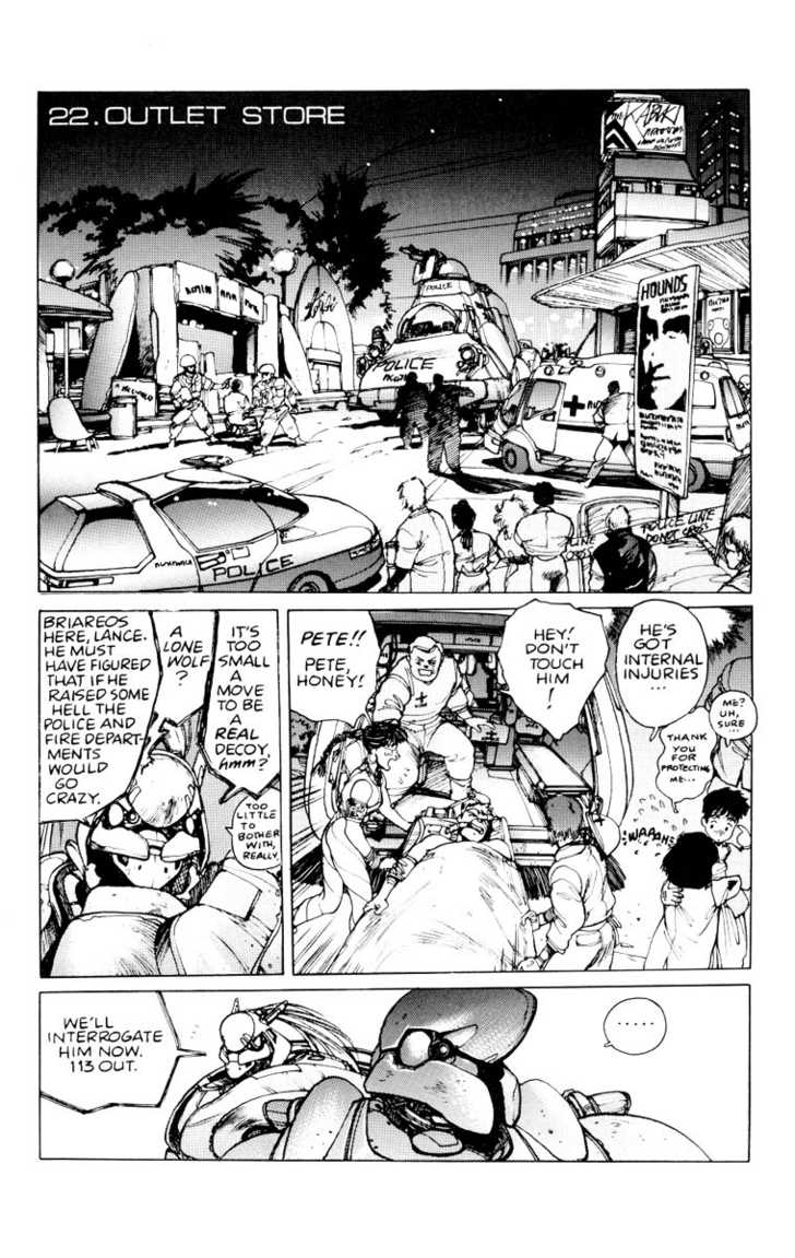 Appleseed 22 Page 1